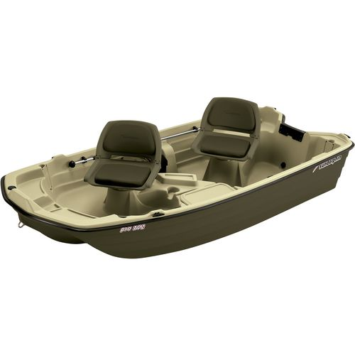 Sun dolphin 10 usa for Green boat and motor