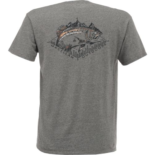 Magellan Outdoors Men's Fish Graphic Short Sleeve T-shirt - view number 1