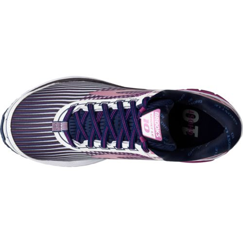 Brooks Women's Ghost 10 Anniversary Running Shoes - view number 5