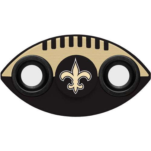 Forever Collectibles New Orleans Saints 2-Way Diztracto Spinnerz Toy