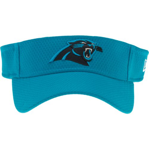 New Era Men's Carolina Panthers Onfield Training Visor