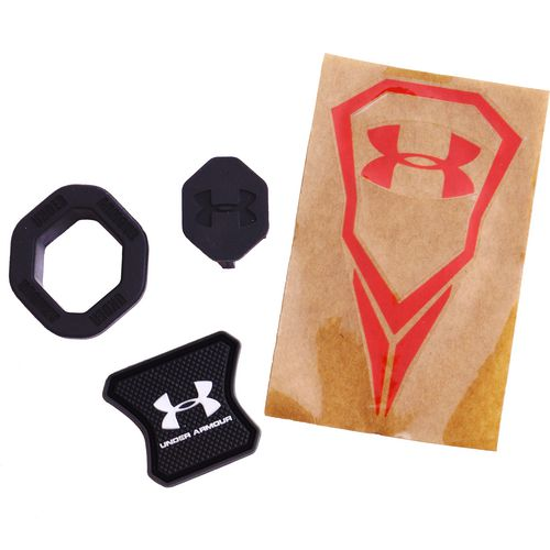 Under Armour Men's Lacrosse Adjustable End Cap Set