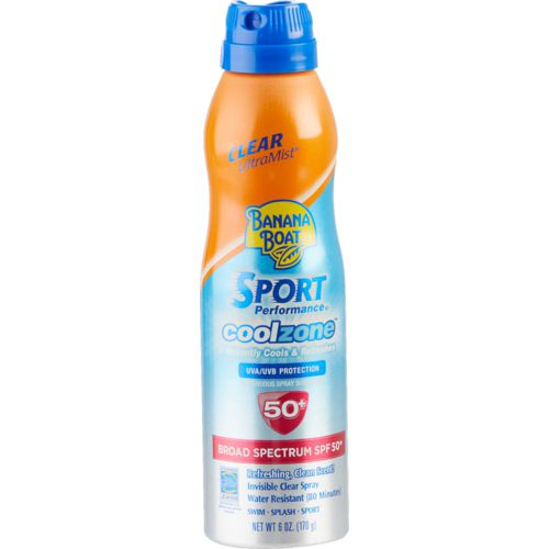 Banana Boat® 6 oz. Ultramist Sport Performance Coolzone SPF 50 Sunscreen - view number 1