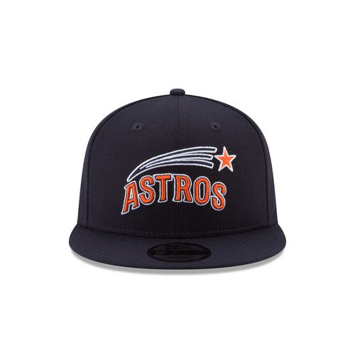 New Era Men's Houston Astros Jose Altuve 27 9FIFTY Snapback Tech Cap