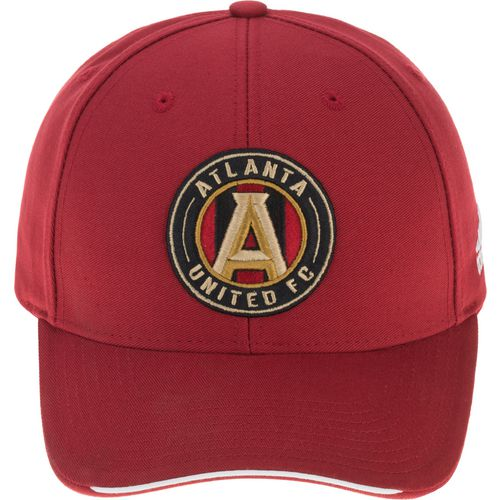 adidas Men's Atlanta United FC Official Logo Structured Adjustable Cap