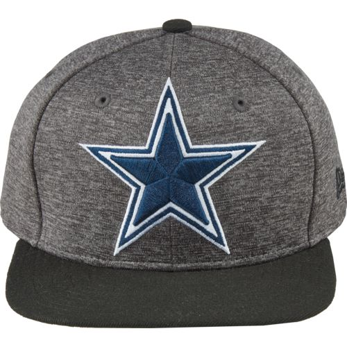 New Era Men's Dallas Cowboys Heather Huge Snap Cap