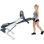 Sunny Health & Fitness Smart Treadmill with Auto Incline - view number 10