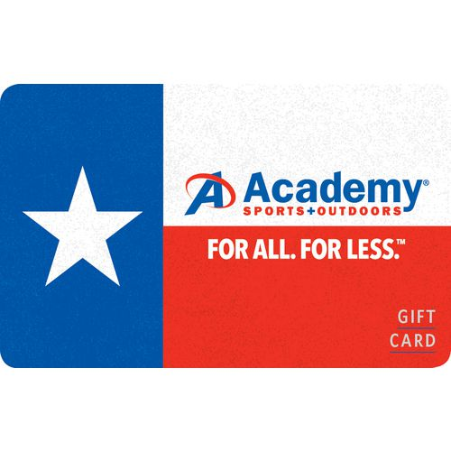 Texas Academy Gift Card - view number 1