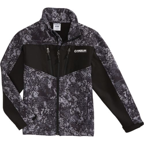 Magellan Outdoors Boys' Softshell Jacket - view number 4