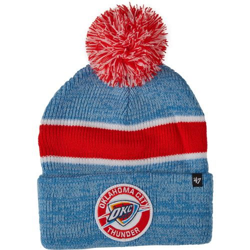 '47 Oklahoma City Thunder Noreaster Cuff Knit Hat
