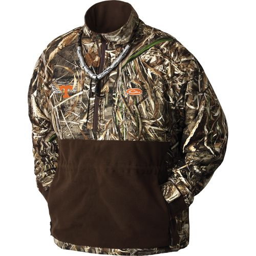 Drake Waterfowl Men's University of Tennessee Breathelite 1/4 Zip Pullover