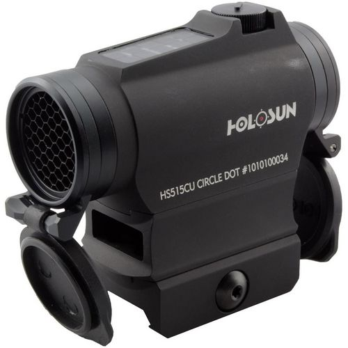 Holosun 20 mm Solar Kill Flash Micro Red-Dot Sight