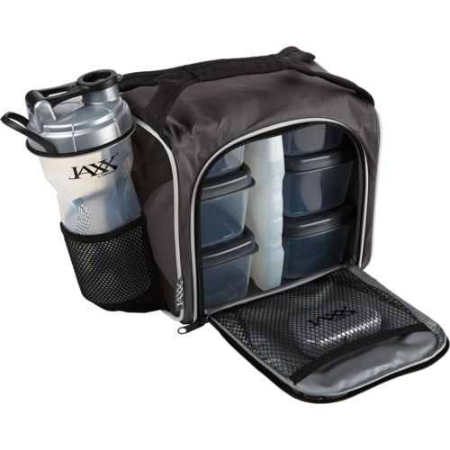 Display product reviews for Fit & Fresh Jaxx Fuel Pack with Portion Control Containers and Shaker Cup
