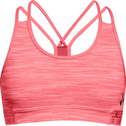 Under Armour Girls' HeatGear Novelty Sports Bra