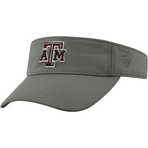 Top of the World Men's Texas A&M University Phenom Visor