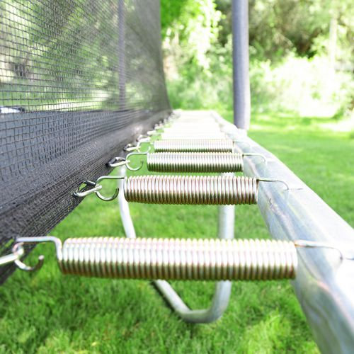 Skywalker Trampolines 15' Rectangular Trampoline with Enclosure - view number 4