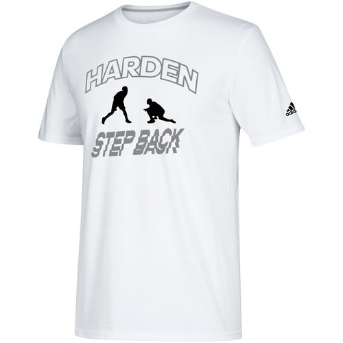 adidas Men's Harden Step Back T-shirt