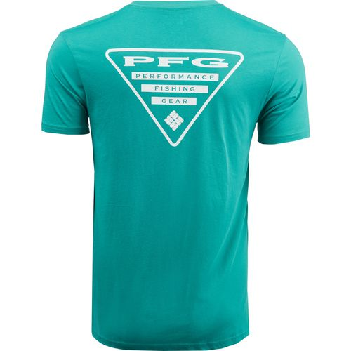 Display product reviews for Columbia Sportswear Men's PFG Triangle T-shirt