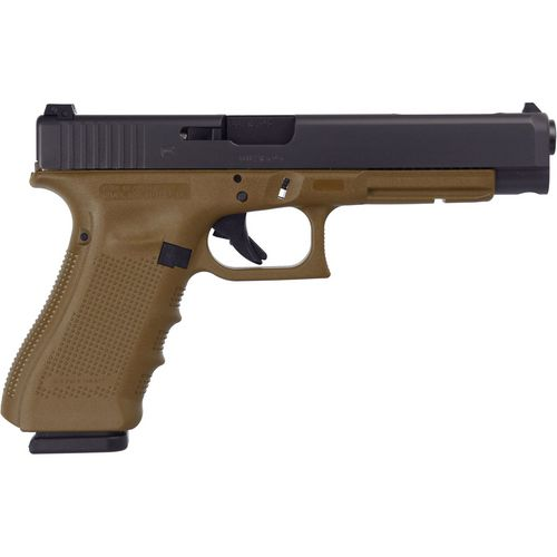 GLOCK G34 G4 FDE 9mm Semiautomatic Pistol - view number 2