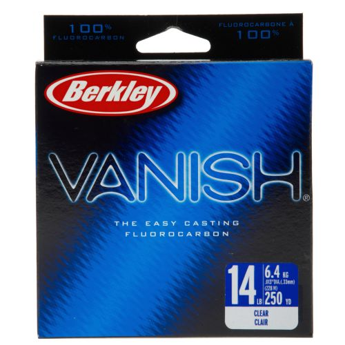 Berkley® Vanish® 250-Yard Fishing Line