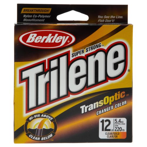 Berkley® Trilene® TransOptic™ 220-Yard Monofilament Fishing Line
