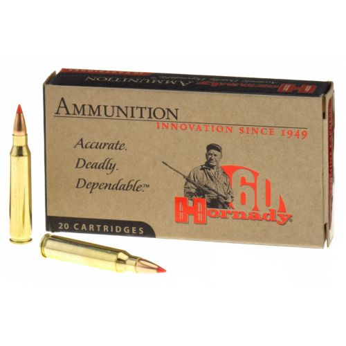 Hornady V-MAX™ .223 Remington 40-Grain Rifle Ammunition