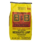 B&B Charcoal Co. 20 lb. B&B Mesquite Lump Charcoal - view number 1