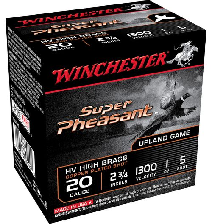 Winchester Super-X® Game Load 20 Gauge Shotshells