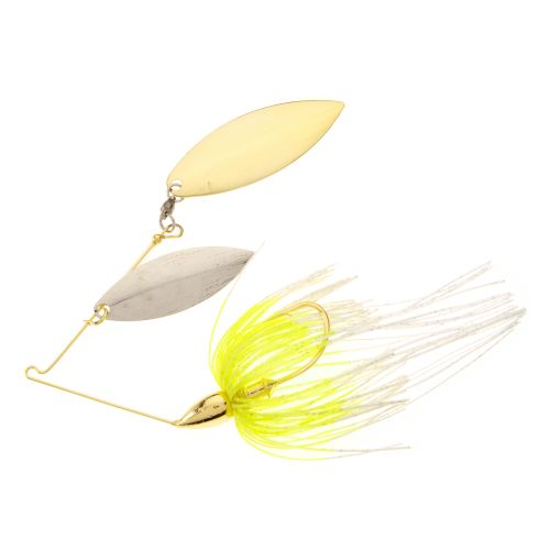 Display product reviews for War Eagle 1/2 oz Double Willow Blade Spinnerbait