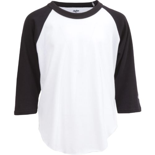 Image for Rawlings® Kids' 3/4 Length Sleeve T-shirt from Academy