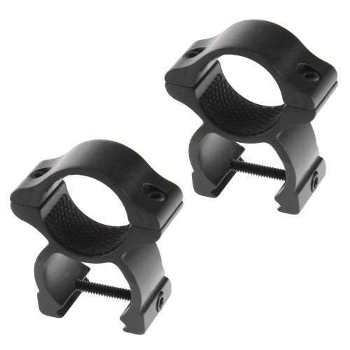 Traditions Detachable See-Thru Scope Rings