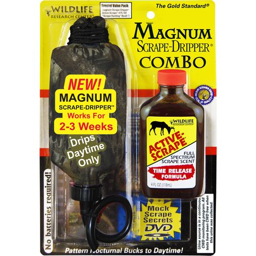 Wildlife Research Center® Magnum Scrape-Dripper Combo™