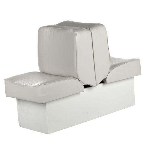 "Wise Deluxe Ski Boat Lounge Seat with 10"" Base"