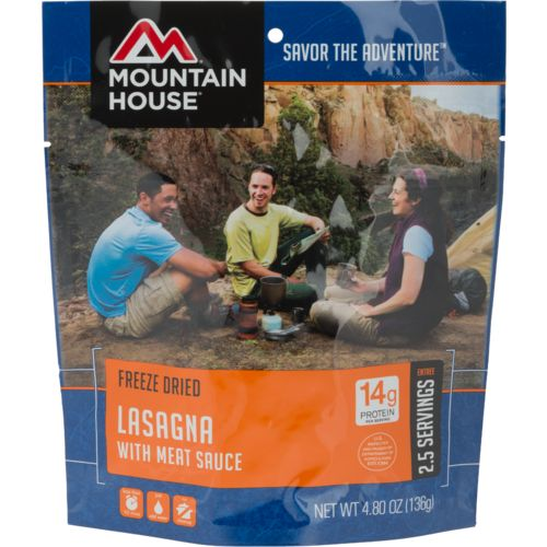 Mountain House® Lasagna with Meat Sauce
