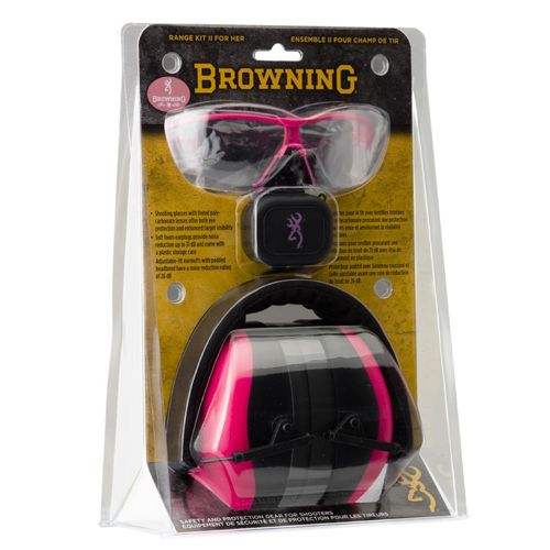 Display product reviews for Browning Women's Range Kit