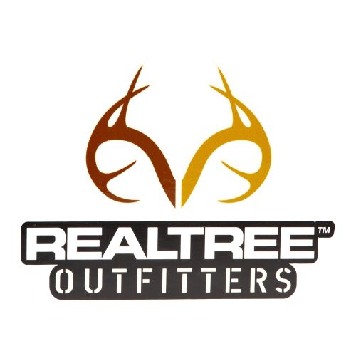Realtree Outfitters  Automotive Decal