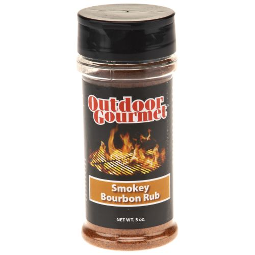 Outdoor Gourmet Seasonings