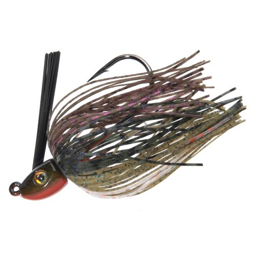 Strike King Hack Attack 1/4 oz. Heavy Cover Swim Jig