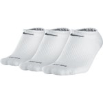 Nike Men's Dri-FIT Half Cushion No-Show Socks 3-Pack