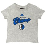 adidas Infants' Dallas Mavericks Future Champ T-shirt