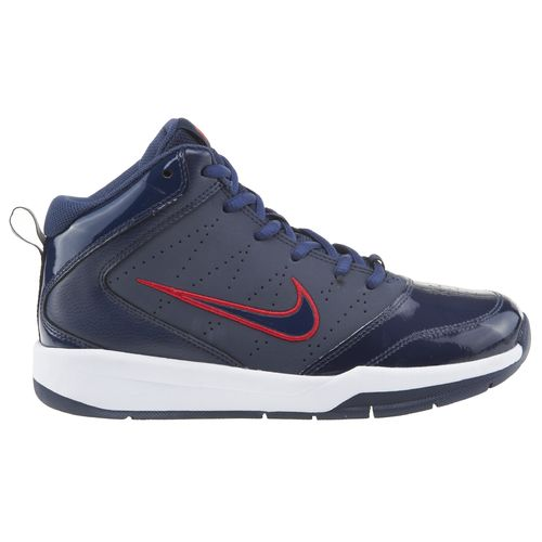 Nike Boys' Team Hustle D 5 Basketball Shoes