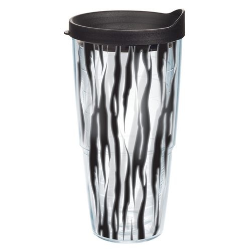 Tervis 24 oz. Zebra Wrap Tumbler with Lid