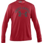 Under Armour® Boys' Limitless Collegiate Waffle Long Sleeve Top