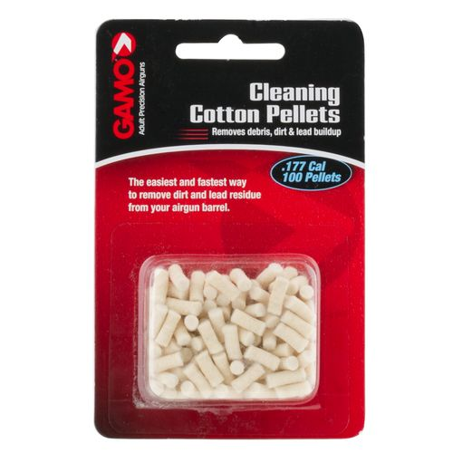 Gamo .177 Caliber Air Gun Cotton Cleaning Pellets