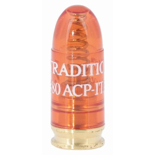 Traditions .380 ACP Plastic Snap Caps 5-Pack