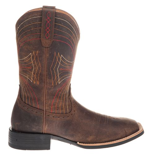 Display product reviews for Ariat Men's Sport Wide Square Toe Western Boots