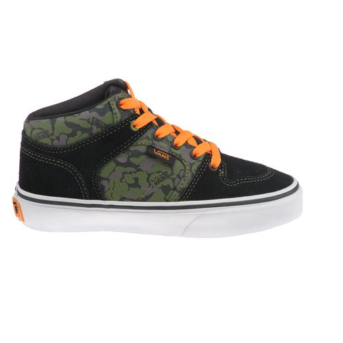 Vans Boys' Ellis Mid Athletic Lifestyle Shoes