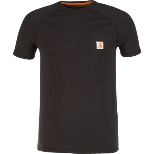 Carhartt Men's Force Cotton Short Sleeve T-shirt - view number 1