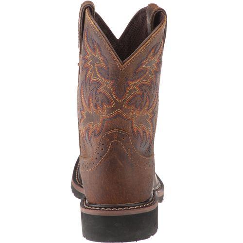 Justin Kids' Rugged Buffalo Boots - view number 8