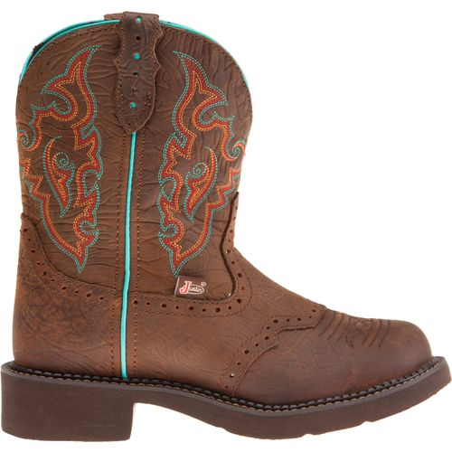 Display product reviews for Justin Women's Gypsy® Barnwood Cowhide Western Boots